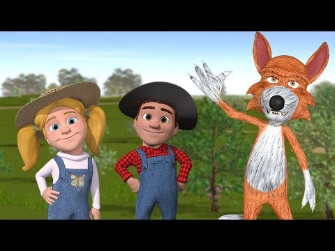 Juguemos en el Bosque - La Granja de Zenón 4 | El Reino Infantil