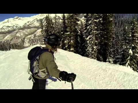Epic Telluride GoPro Snowboarding Shelly Om, Bill Sheppard, Steve Foster, music by FreQ Nasty OTM