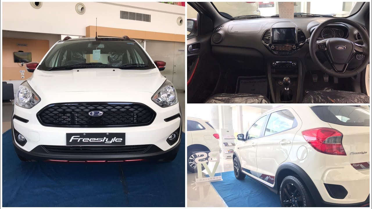 Ford Freestyle FLAIR Special edition | titanium+ | features | specs | price