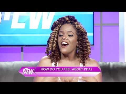 The Stew - Malika talks Curlyfest - Episode 41
