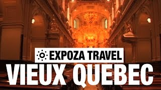 Vieux Quebec (Canada) Vacation Travel Video Guide