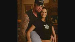 Undertaker' real Girlfriend