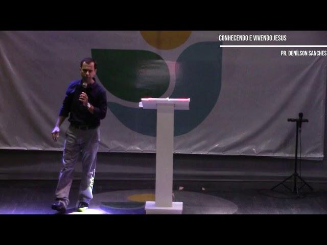Conhecendo e Vivendo Jesus