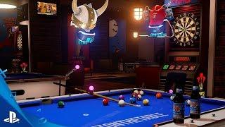 SportsBarVR - Preview Trailer | PS VR
