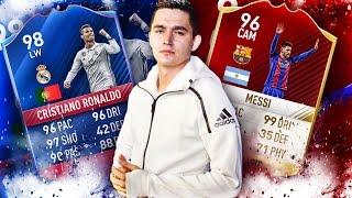 FIFA 17   РОНАЛДУ 98 И МЕССИ 96