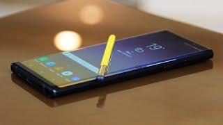 Samsung Galaxy Note 9 / Note9 - recenzja, Mobzilla odc. 452