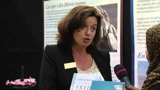 Interview with Anna Falck (CEO), Gothenburg Book Fair 2013 - MTA International Sweden Studios