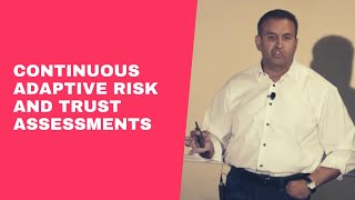 Transmit Security's Continuous Adaptive Risk and Trust Assessments
