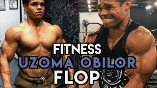 Fitness Flop - Uzoma Obilor