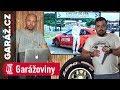 GARÁŽoviny #9 - Okruhové rekordy, nové Suzuki Jimny a Toyota v Le Mans