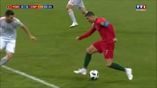 Coupe du monde Russie  Espagne 3 Portugal 3 Match du 15 06 18