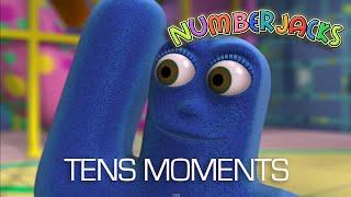 NUMBERJACKS | Tens Moments | S1E21