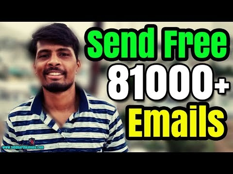 Top 2 Solo Email Marketing Networks to Send 81k Emails Free | Email Marketing Tutorial