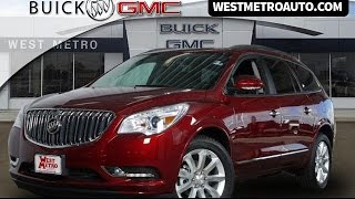 New 2015 Buick Enclave Dealer Minneapolis St. Cloud & Monticello MN B15-1