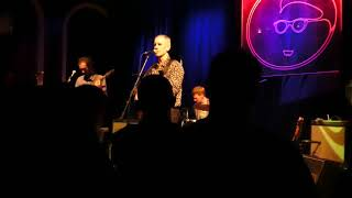 Robert Forster -Life Has Turned A Page- Live at Band on the Wall, Manchester 16.5.19