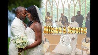 Allison & Jerome Wedding Trailer [4k]