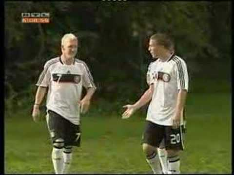 New Germany jersey for Soccer EM 2008 (Impossible Park)