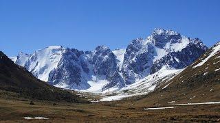 Казахстан. Мерке(В этот раз мы переместимся к границе Казахстана с Узбекистаном и Киргизией, где среди гор, расположено два..., 2015-05-22T16:25:33.000Z)