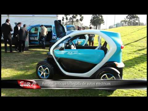 CarsTV  N°1   Test drive Fiat 500 L   Presentación: Nueva Ford Transit(16-08-2014)