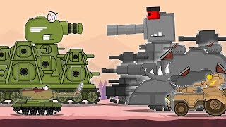 Все серии КВ-44 советский монстр вторая часть : Мультики про танки