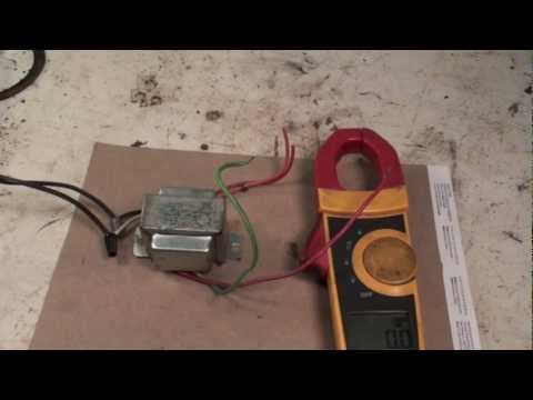 How to replace a transformer (without burning up the new one)