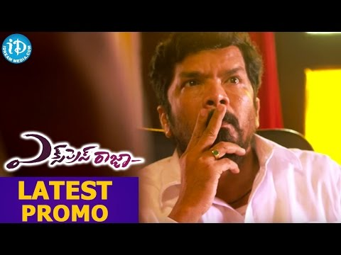 express-raja-movie-latest-promo---sharwanand-||-surabhi-||-merlapaka-gandhi