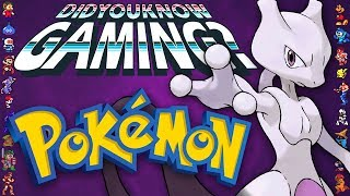 Pokemon's Mewtwo - Did You Know Gaming? Feat. Furst