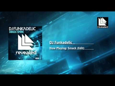 DJ Funkadelic - Smack & Spank (ft. Beauriche) [Preview]