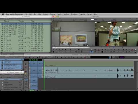 Media Composer® 5 ‒ AutoSync Enhanced