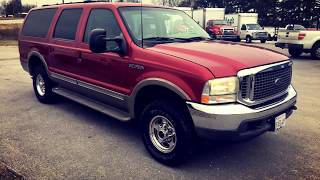 2003 Ford Excursion. Wife wanted an SUV. I Wanted a Truck.