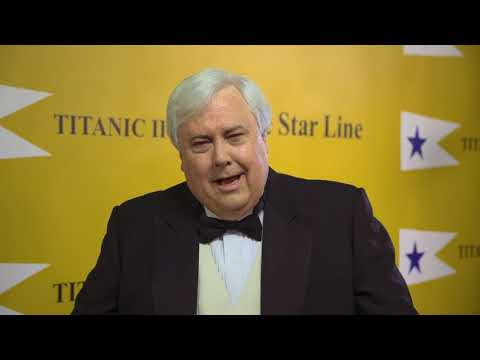 Mike Miller - The Titanic II to Set Sail in 2022