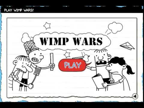 Wimpy kid club wimp wars youtube wimpy kid club wimp wars solutioingenieria
