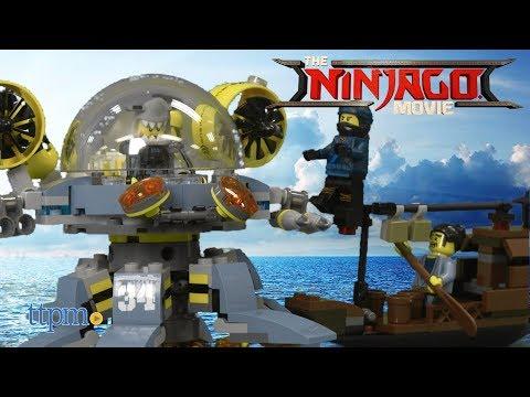 The Ninjago Movie Flying Jelly Sub from LEGO