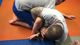 Daily BJJ: Kimura from Half Guard (Bottom)