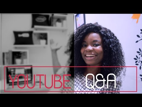 My New Office Space || Combining My Blog With My Job || How I get Devices | & More — YouTube QnA