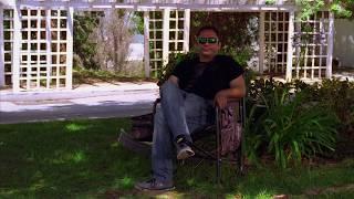Anywhere Chair Infomercial gag