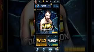 WWE Supercard Season 5 episode 44 bad rewards and 100 subscriber rewards?