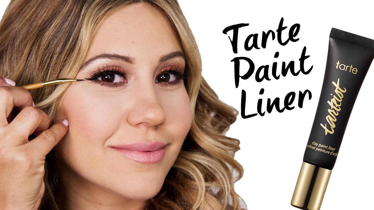 Tarte tarteist clay paint liner review worth 24 youtube for Tarteist clay paint liner