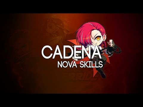 [Reboot] Cadena NOVA 5th Job Skill Showcase