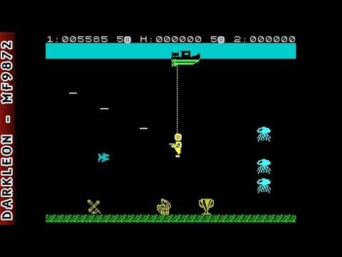 Sinclair Spectrum - Glug Glug