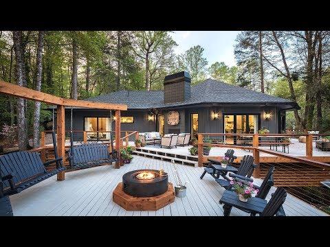 DIY Network Ultimate Retreat 2018 - Backyard Tour