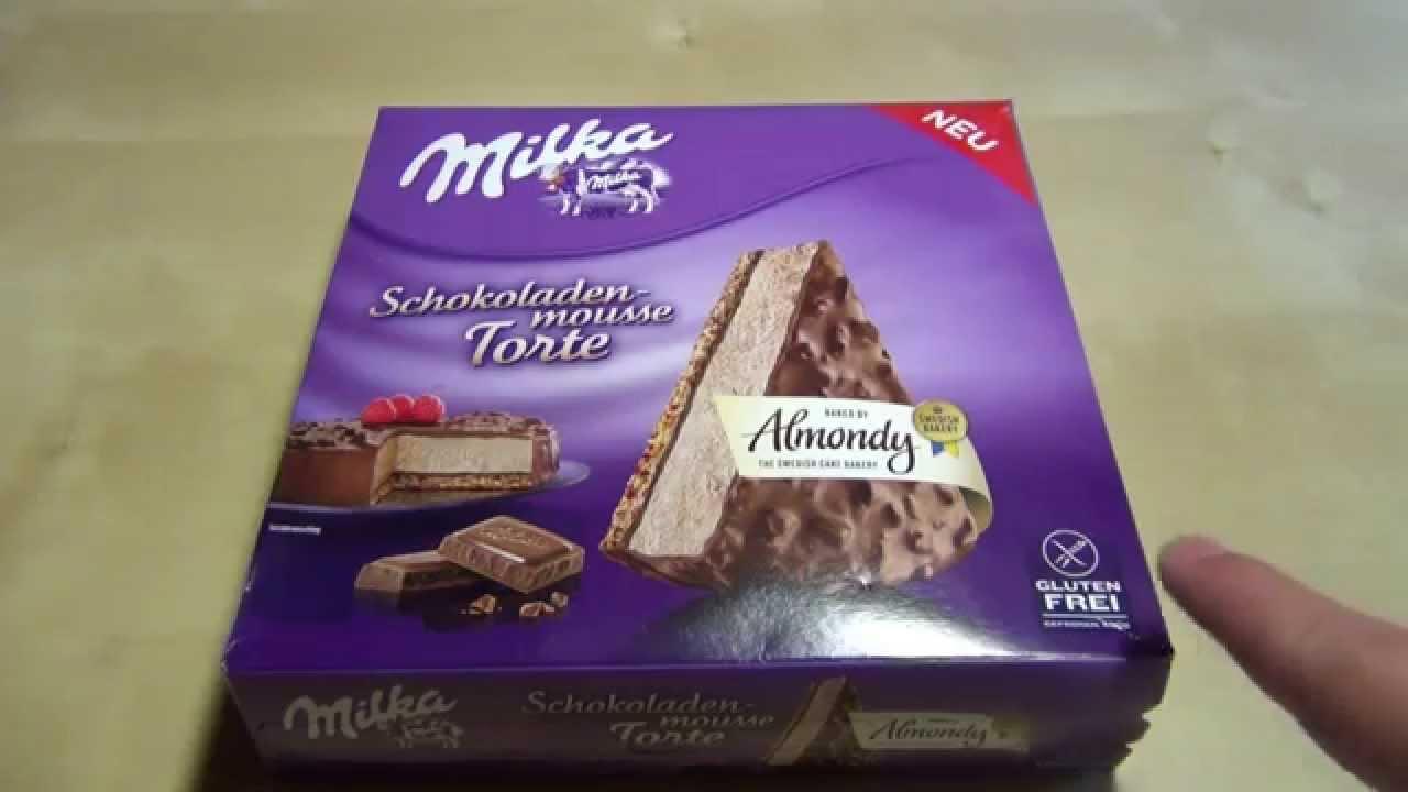 Milka Torte Schokolade Mousse Kuchen Youtube