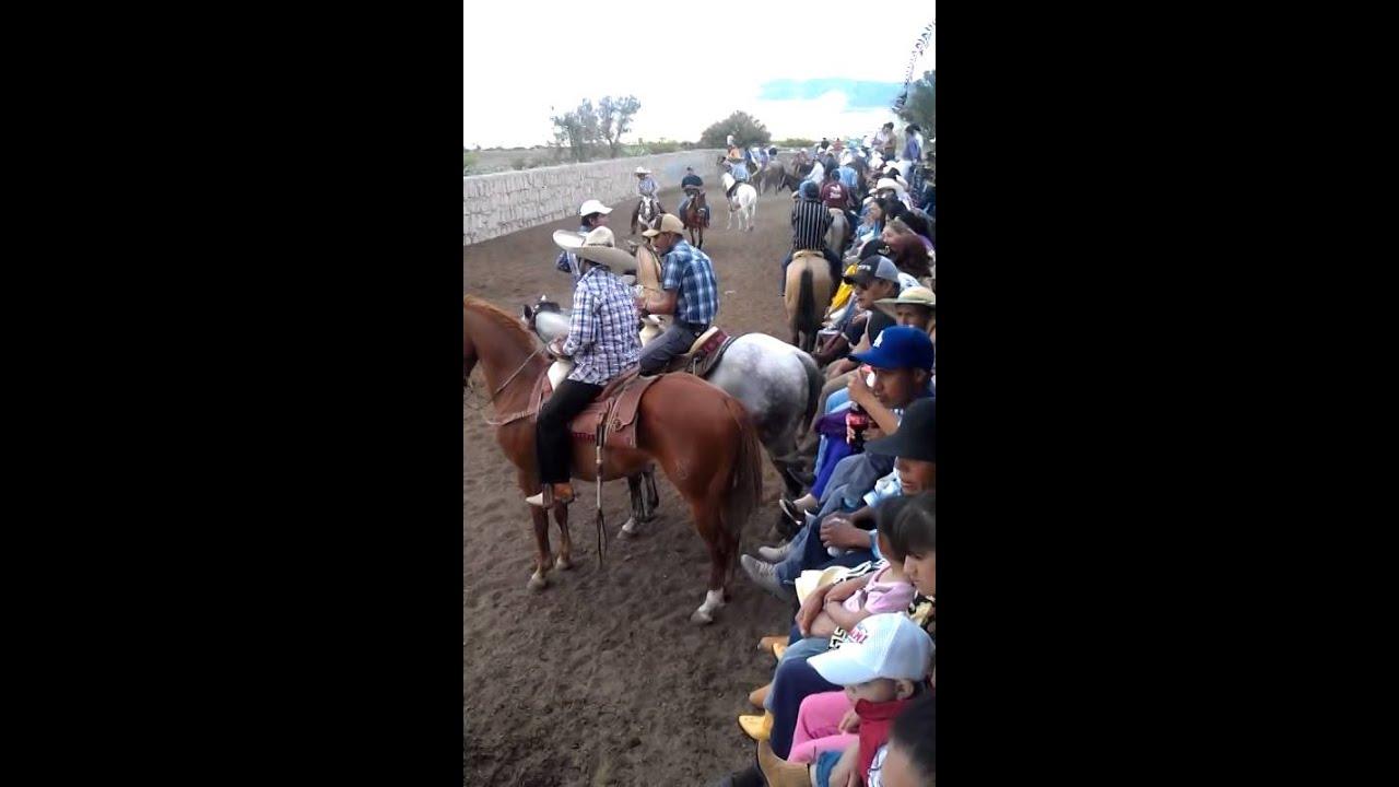 Coleadero En San Cayetano Zacatecas Youtube