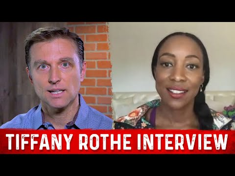 Dr. Berg Interviews Fitness Expert Tiffany Rothe on Skype