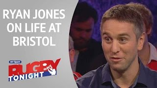 Ryan Jones on life at Bristol | Rugby Tonight