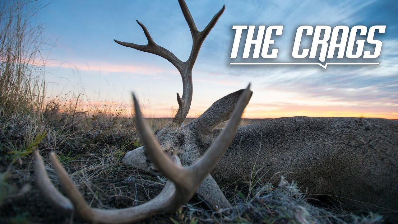 THE CRAGS - Public land mule deer hunting