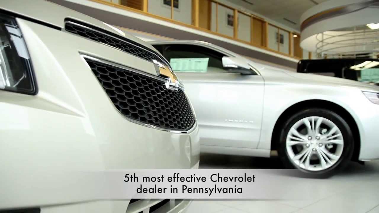 Johnson Motors, DuBois, PA, Chevrolet, Cadillac dealer ...