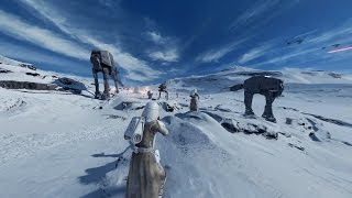 STAR WARS Battlefront BETA - Gameplay (PC/1080p/60FPS/Ultra)