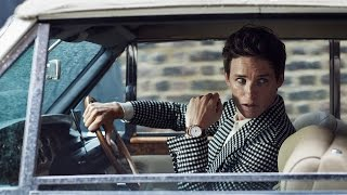 Eddie Redmayne and OMEGA: on film and in photo