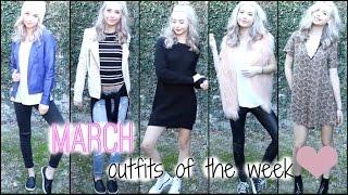 March OOTW! 2015 ♡ || Amanda Steele